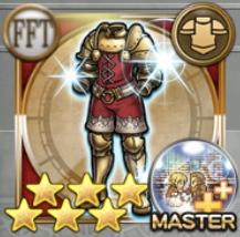 ディリータの鎧(FFT)