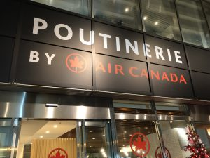 POUTINERIE BY AIR CANADA