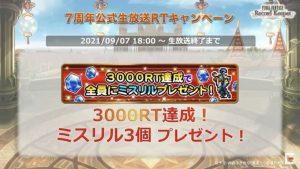 3000RTキャンペーン
