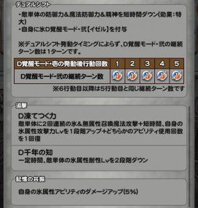 イゼルデュアル覚醒詳細2